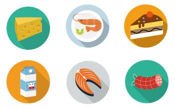 icono de alimentos