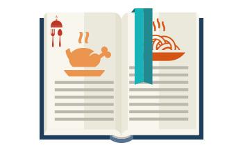 icono libro de recetas